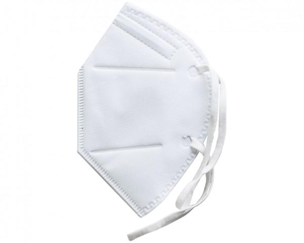 FFP2 Schutzmaske (zertifiziert), weiß