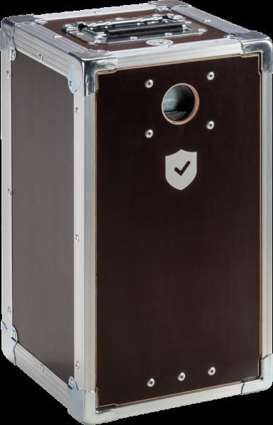 Premium Case, maßgeschneidert, für den mobilen Einsatz des corvex air 1