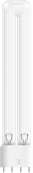 UV-C Lampe, OSRAM Puritec HNS L 18W oder PHILIPS TUV PL-L 18W/4P